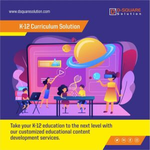 K12 Curriculum Solution